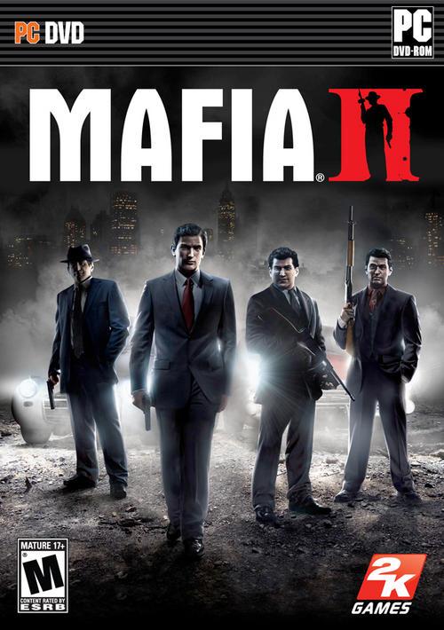 Mafia II-SKIDROW