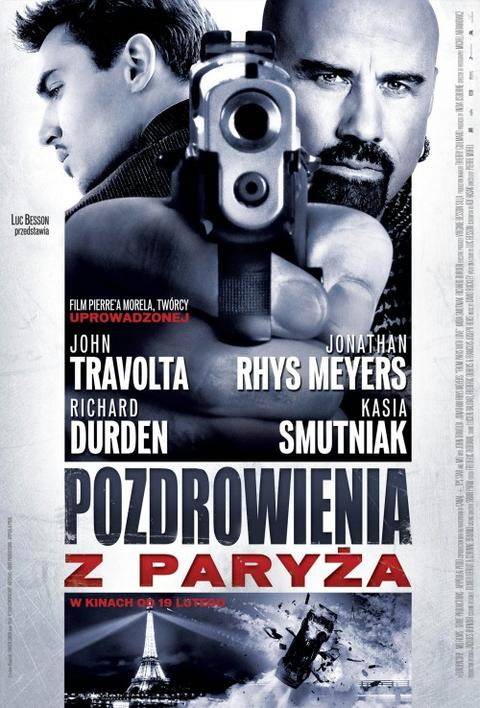 Pozdrowienia Z Pary�a / From Paris With Love (2010) PL 720p BluRay X264-BTGIGS