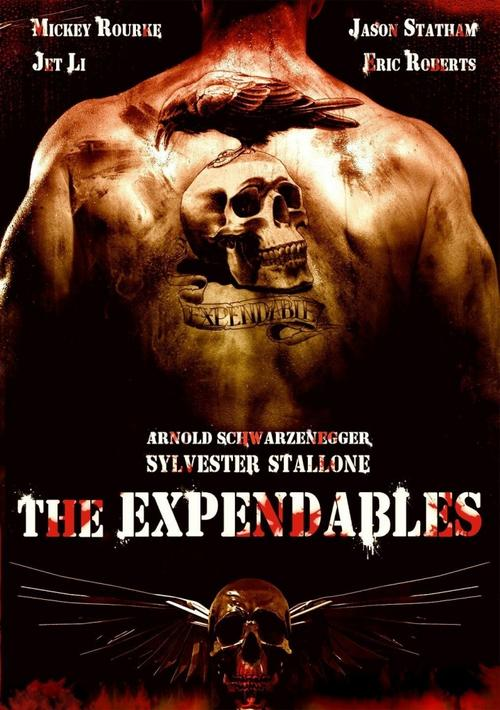 Niezniszczalni / The Expendables (2010) 1080p AC3 Blu-ray PS3