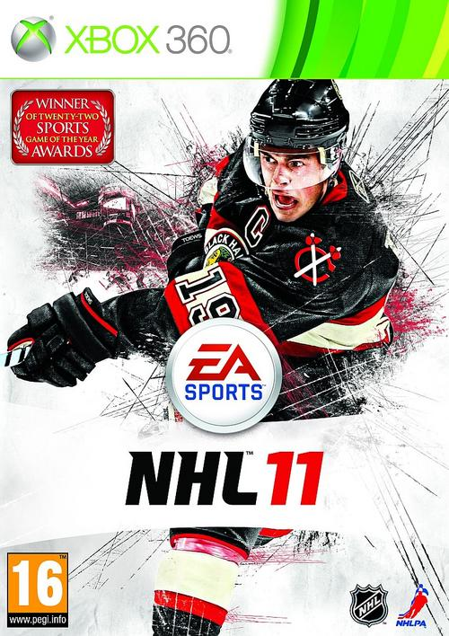 NHL 11 PAL XBOX360-iCON