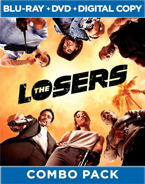 Dru�yna pot�pionych / The Losers (2010) PL.DVDRiP.XviD-EM0C0RE / Lektor PL