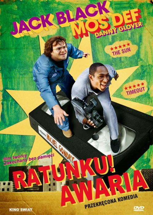 Ratunku! Awaria / Be Kind Rewind (2008) PAL PL DVD9-DVD4ALL