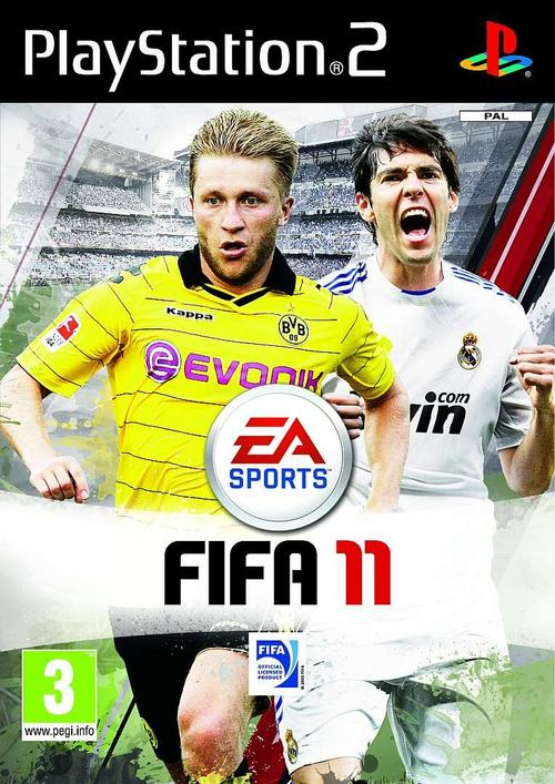 FIFA 11 [PL] PAL PS2