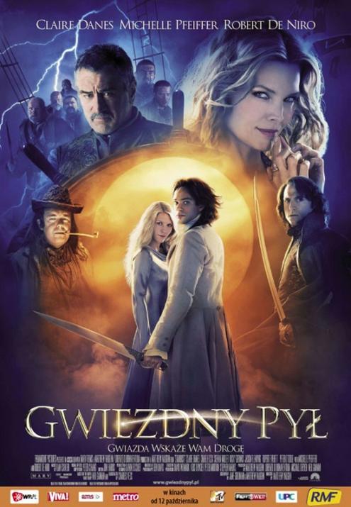 Gwiezdny Pył / Stardust (2007) PAL PL DVD9-MovieSeed