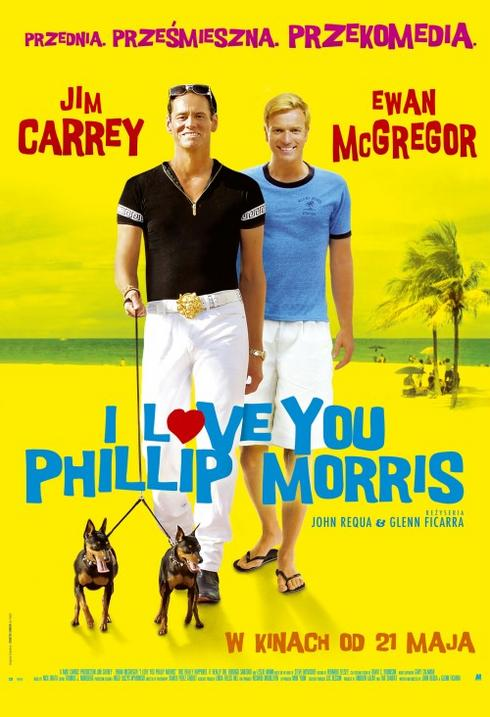 Kocham Cię Phillip Morris / I Love You Phillip Morris (2009) PL PAL DVD5-BOB