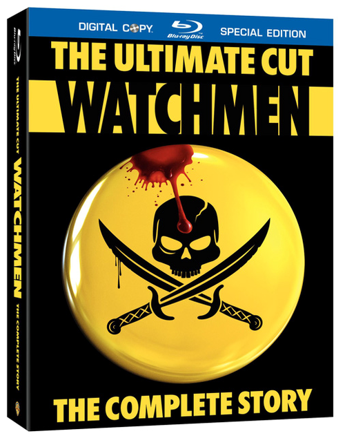 Watchmen The Ultimate Cut (2009) 1080p AC3 Blu-ray PS3-TEAM