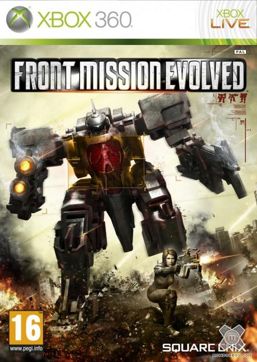 Front Mission Evolved XBOX360-COMPLEX
