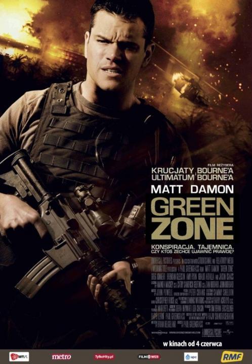 Zielona strefa / Green Zone (2010) PAL PL DVD9-DVD4ALL