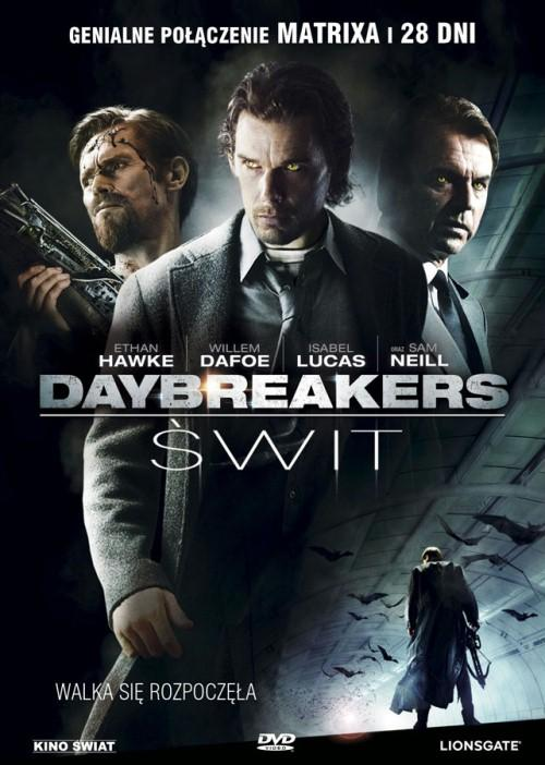 Daybreakers / Świt (2009) PAL PL DVD9-DVD4ALL