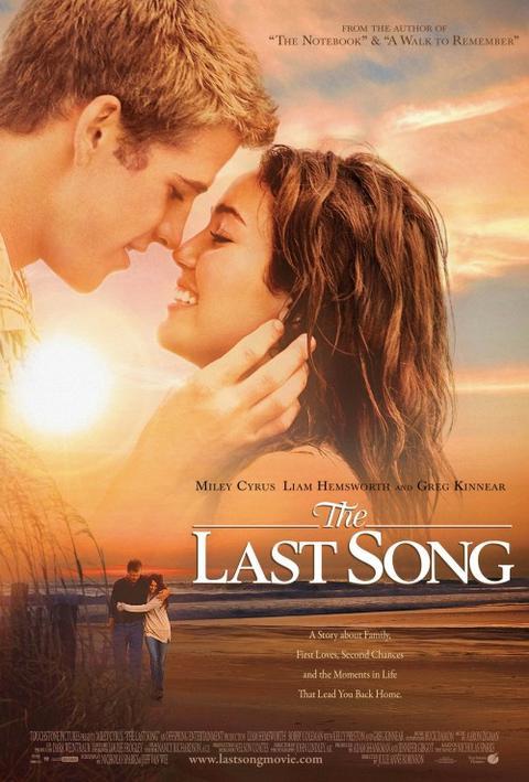 Ostatnia piosenka / The Last Song (2010) PAL PL DVD9-DVD4ALL