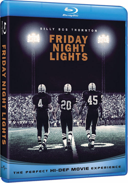 Friday Night Lights (2004) 1080p AC3 Blu-ray PS3-TEAM