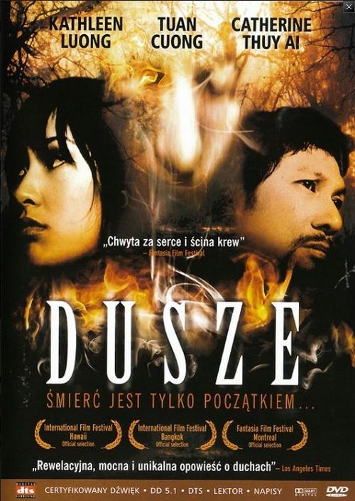 Dusze / Spirits (2004) PAL PL DVD5-DVD4ALL