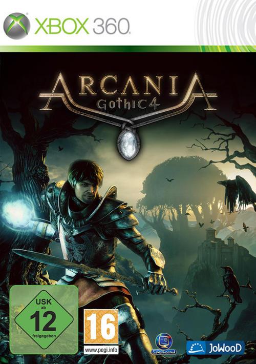 ArcaniA Gothic 4-XBOX360-DAGGER
