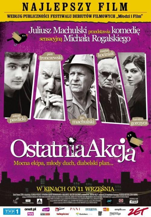 Ostatnia akcja (2009) PAL PL DVD5-DVD4ALL