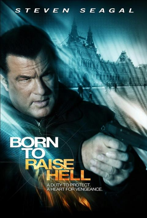 Born To Raise Hell (2010) DvdRip XviD-Noir